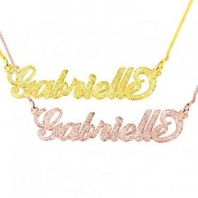 Collar Carrie Rugoso